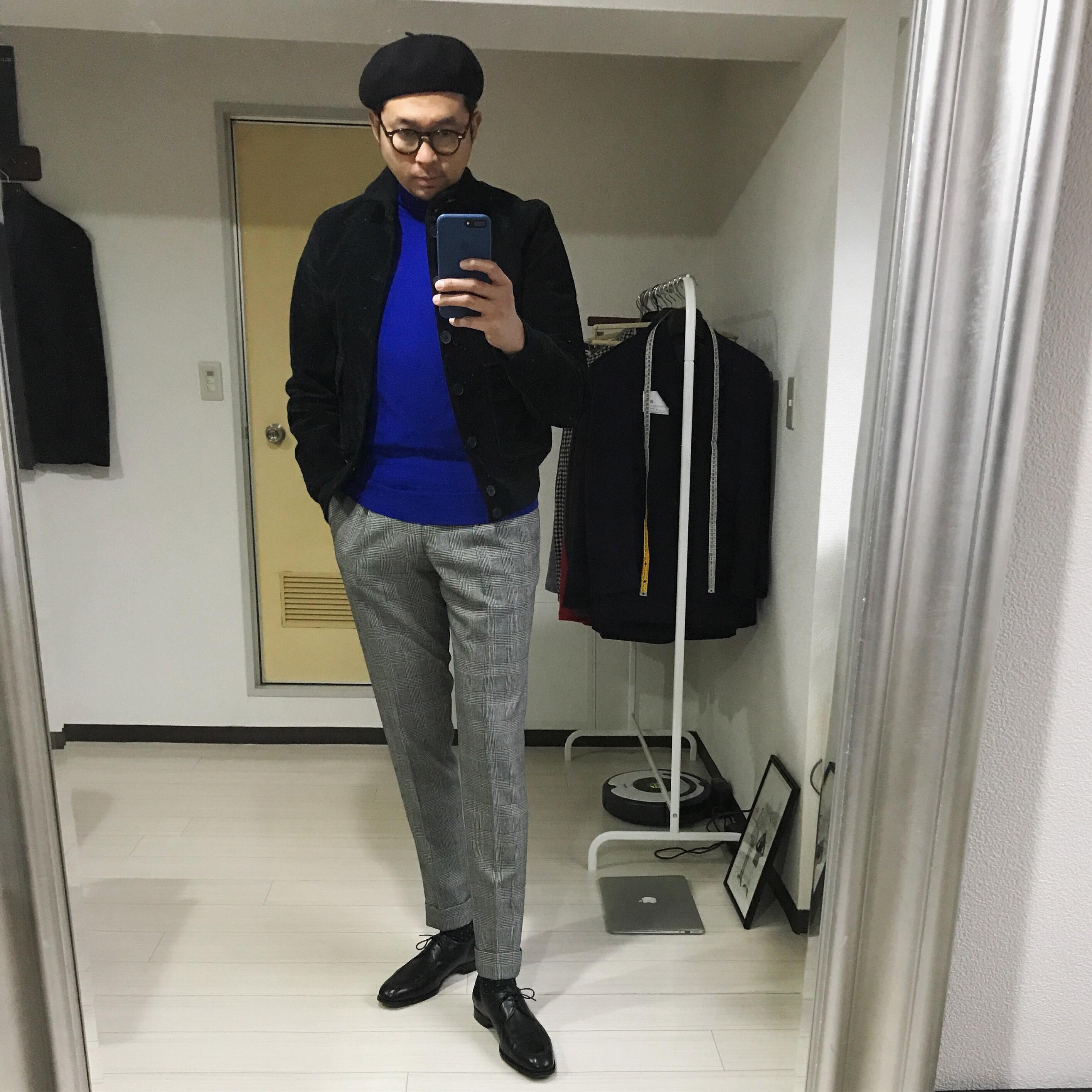 wear worksブルゾンスタイル